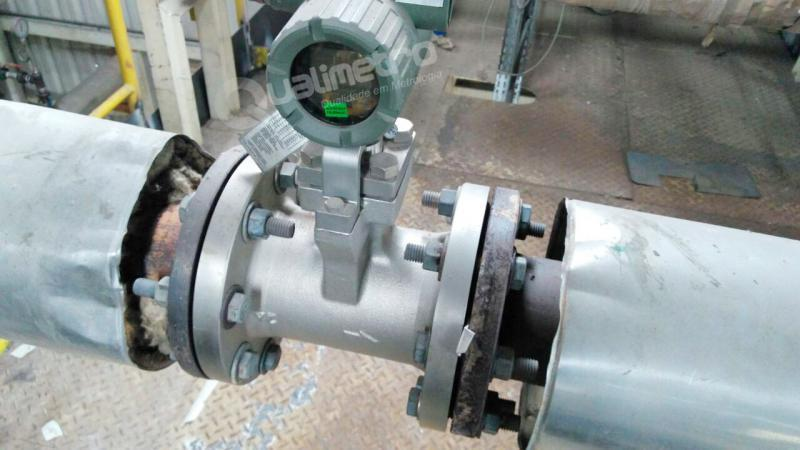 Calibração de instrumentos de medição de vazão