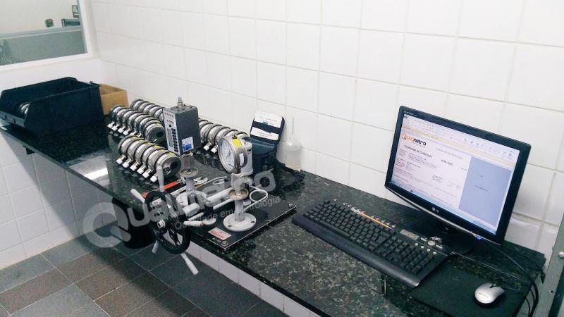Calibração de instrumentos preço