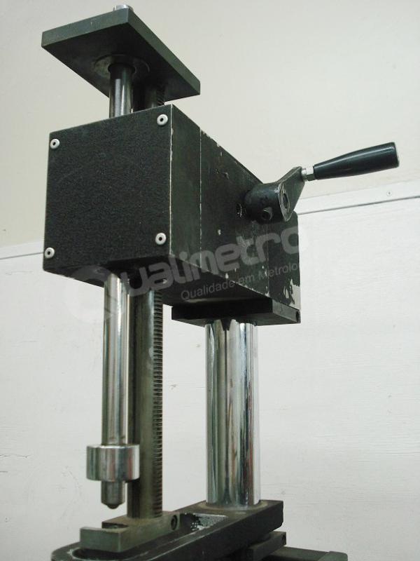 Calibração de plastômetro