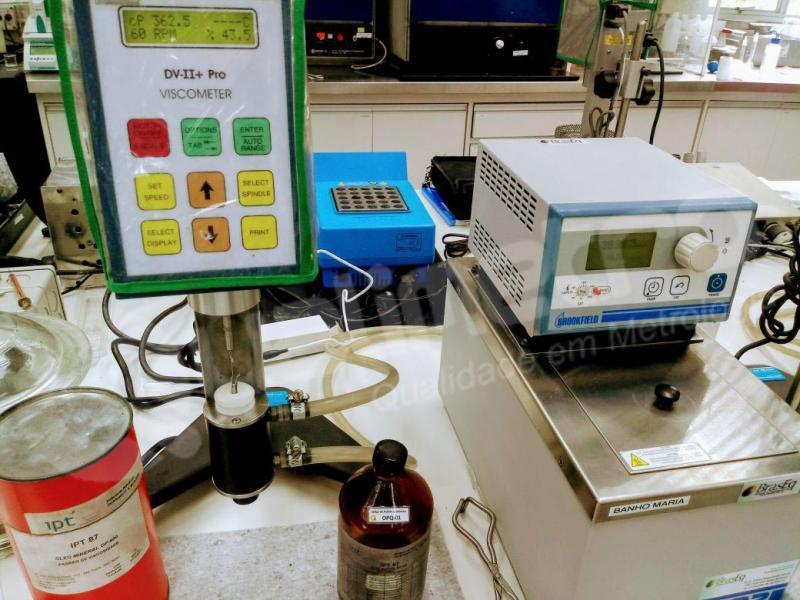 Laboratório de calibração de instrumentos de medição