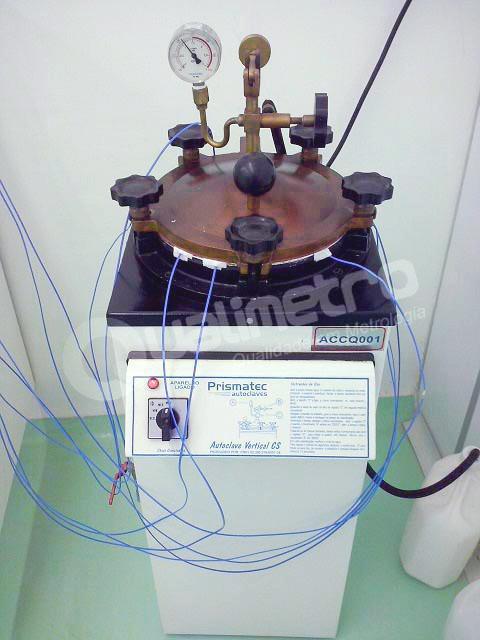 Calibração de instrumentos de pressão