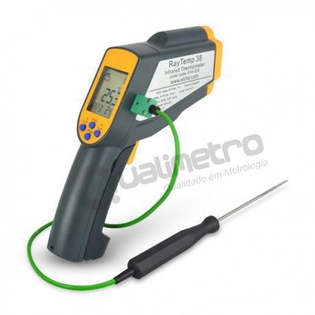 Calibração termômetro infravermelho
