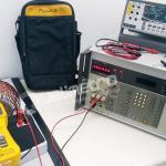 Calibração de multímetro digital