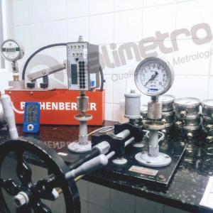 Empresa de calibração de instrumentos